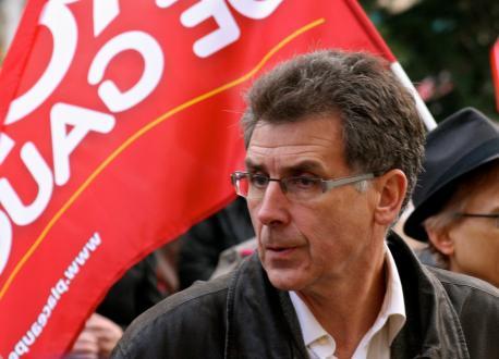 Election législative partielle : Pierre Mathieu candidat du front de gauche