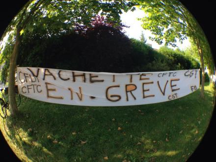 Grève chez Assa Abloy (ex-Vachette):  Un cas emblématique